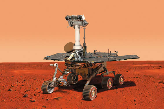 Mars Rover Information (page 5) - Pics about space