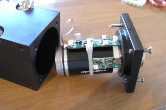 Applications for Robotic motors or special motors