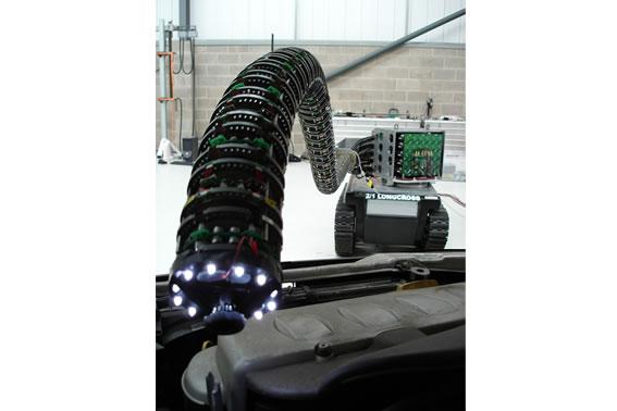 Oc Robotics Snake Arm Robot 2012 Oc Robotics
