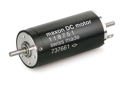 Maxon A Max Products Are High Quality Dc Motors With A