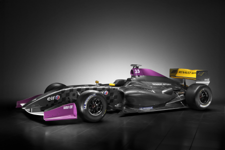 Maxon Motors In The Formula Renault 3 5