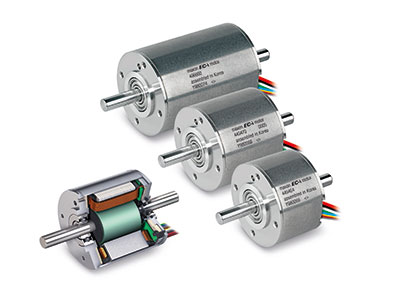 When it comes to powerful movements, maxon delivers with its EC-i 40 High Torque series of DC motors