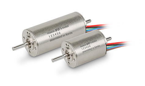 The new EC-i 30 DC motor (BLDC)