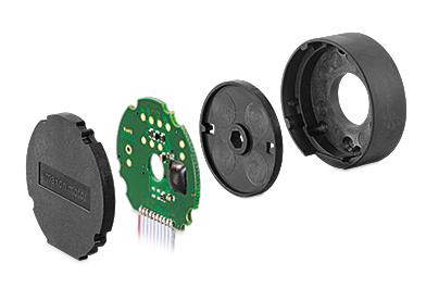 DC motors, gearheads, electronics by maxon