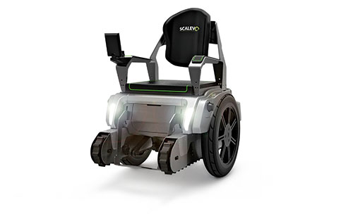 One wheelchair for all situations