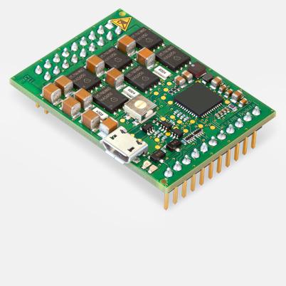 ESCON Module 50 / 5、4-Q伺服控制器,用于DC / EC电机,5/15 A,10-50 VDC